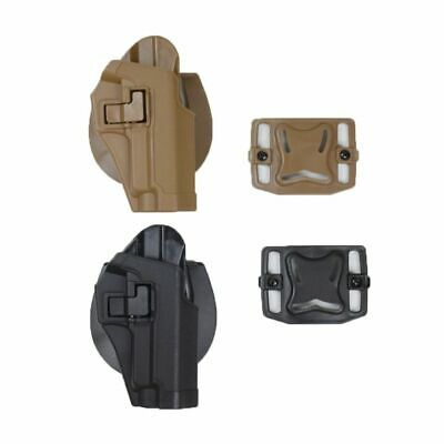 Hunting Right Drop Leg Thigh Pistol Paddle Holster for Sig 220//226//228//229 P226