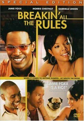 Breakin' All the Rules (DVD, 2004, Special Edition) NEW