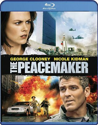 The Peacemaker [Blu-ray] NEW