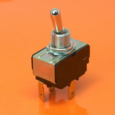 Genuine Durite Side and Headlamp Toggle Switch With 3 Position Lever 10A @ 28V