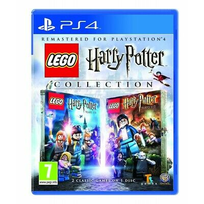 Lego Harry Potter Collection for Playstation 4 Ps4 Italian