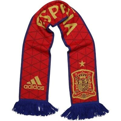 adidas FEF Official Spain Home Scarf - Scarlet