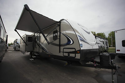 Passport 34MB Travel Trailer Bunkhouse RV Camper Missing This Deal Is Haunting