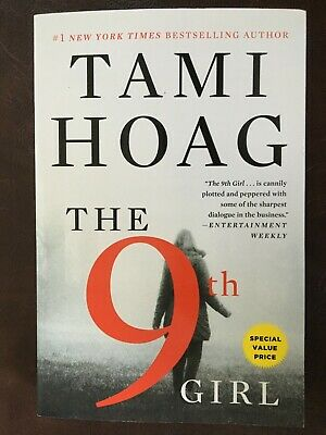 The 9th Girl by Tami Hoag Paperback Brand New Free Shipping