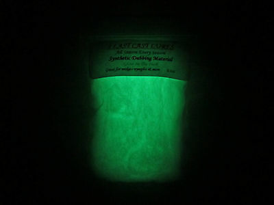 HARELINE DUBBIN CHERNOBYL AFTER GLOW DUB FOR FLY//JIG TYING MATERIAL