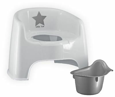 Strata SILVER LINING POTTY CHAIR Baby Child Toilet Training