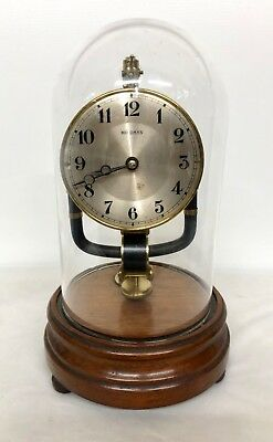 Vintage BULLE 800 DAY Electric Electromagnetic Clock Serial No 252549