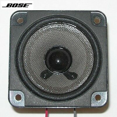 "BOSE 2¾"" wide-range driver for double cube and cube speakers, c.1990—excellent"