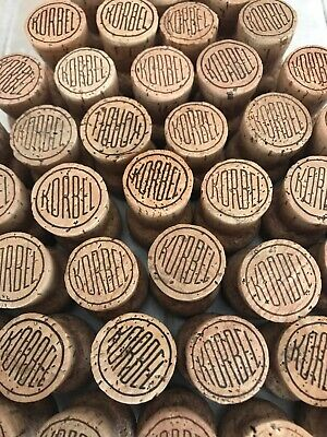 CORKS KORBEL CHAMPAGNE LOT OF OVER 300 10LBS Of 100% Real Corks Great Condition