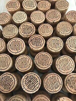 CORKS KORBEL CHAMPAGNE LOT OF OVER 500 Plus Of 100% Real Corks Great Condition