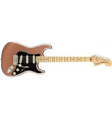 Fender American Performer Stratocaster - touche érable - Penny + housse deluxe