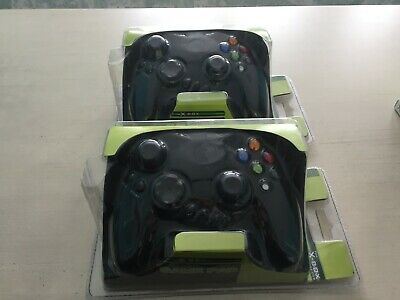 Lot of 2 New Game Pad For Original Microsoft Xbox (LBX-003) Wired Controller