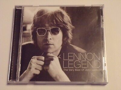 John Lennon ‎– Lennon Legend- The Very Best Of [Japanese CD] 1998 TOCP-51110