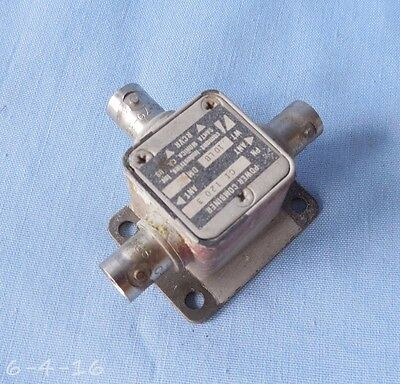 Comant Antenna CI 120-3 Power Combiner Warranted