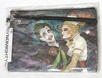 A0104: DC Harely Quinn and Joker Wristlet by Dynomighty (2018)