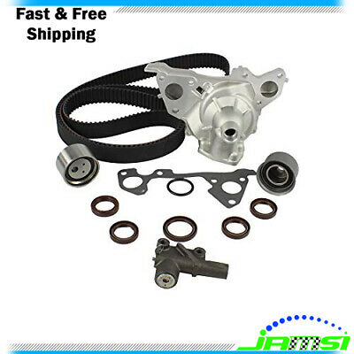 Timing Belt Kit w/ Water Pump for 2003-2006 Kia Sorento 3.5L DOHC V6 24V 3497cc