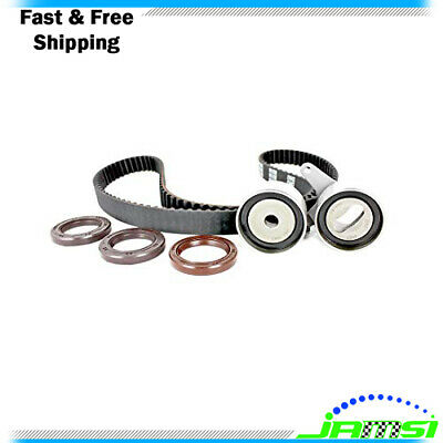 Timing Belt Kit for 2001-2005 Kia Rio 1.5L 1.6L DOHC L4 16V 1493cc 1594cc