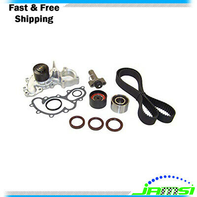 Timing Belt Kit w/ Water Pump for 88-91 Toyota Camry 2.5L DOHC V6 24V 2VZFE