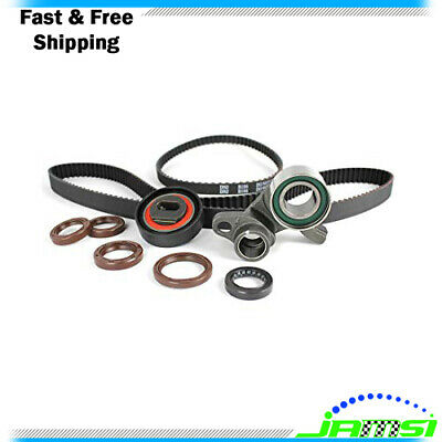 Timing Belt Kit for 1993-2001 Honda Prelude 2.2L DOHC L4 16V 2156cc H22A1 H22A4