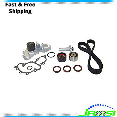 Timing Belt Kit w/ Water Pump for 90-91 Lexus ES250 2.5L DOHC V6 24V 2VZFE