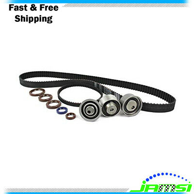 Timing Belt Kit for 2003-2006 Mitsubishi Lancer 2.0L DOHC L4 16V 122cid 2000cc