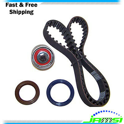 Timing Belt Kit for 1992-1996 Ford Mercury Escort Tracer 1.9L SOHC L4 8V 116cid