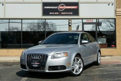 2007 Audi S4  85k low mile free shipping warranty clean carfax manual finance