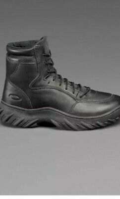 Oakley SI Assualt Boots - Black - Size 14US