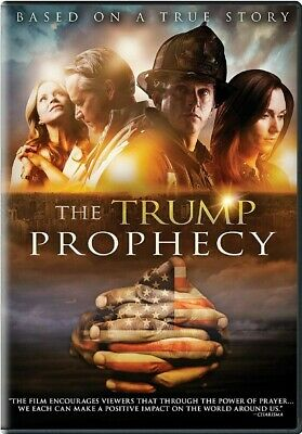 DVD The Trump Prophecy NEW Chris Nelson