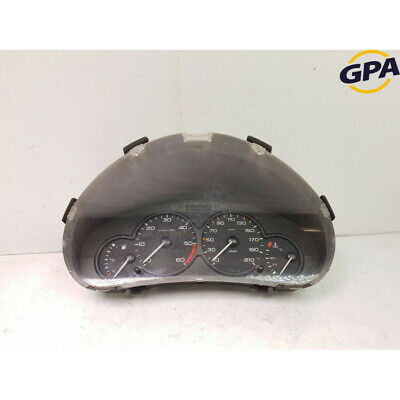 Compteur occasion 6106 LF - PEUGEOT 206 2.0 HDI - 214209480
