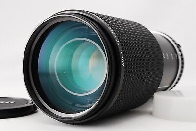 """Exc+++"" Nikon Series E Zoom 70-210mm f/4 Telephoto Ai-S MF Lens from Japan"