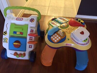 Kids , Baby And Preschool Toy Bundle Fisher Price And Little Tike