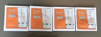 *BRAND NEW* Kate Somerville - ExfoliKate Intensive Exfoliator = 4 x 2ml Samples