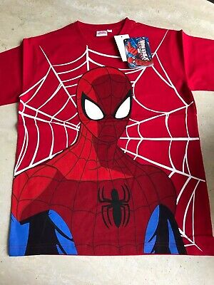 "T-Shirt ""spider-Man"" Rouge - Taille : 140"
