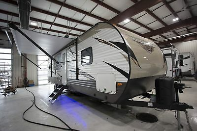 Wildwood 27RKSS Travel Trailer RV Camper Rear Kitchen Call For Limited Pricing