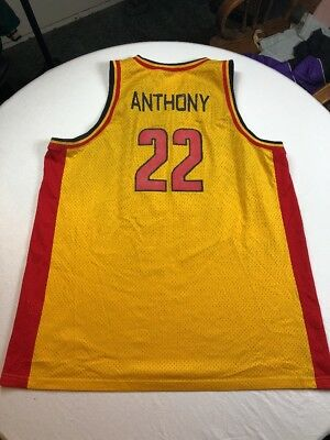 3490448c5871 CARMELO ANTHONY JERSEY Oak Hill Academy High School XXL -  24.99 ...