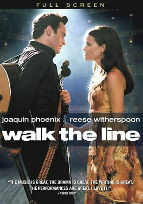 Walk the Line (DVD, 2006, Full Frame) - Disc Only