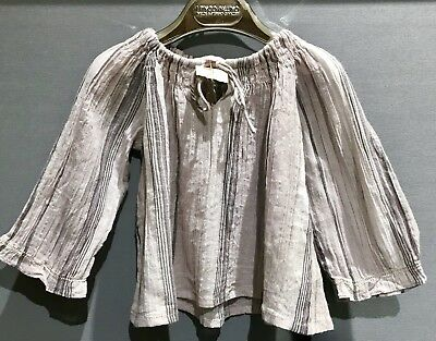 Bonpoint Baby Girls Top RRP £65 Size: 6mths BNWT