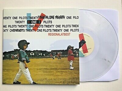 Twenty One Pilots - Regional at Best * Clear Vinyl LP * Free P&P UK * Mint * New