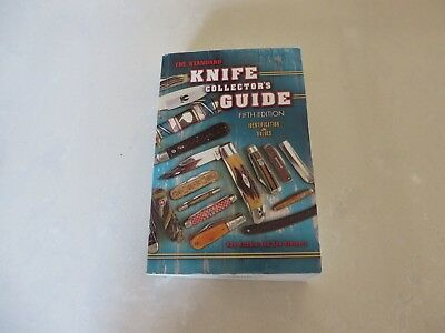 Knife Collector's Guide Identification & Values Reference Book 5Th Edition