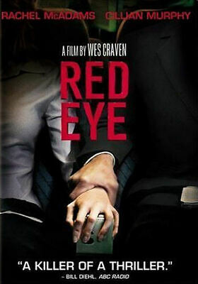 Red Eye (DVD, 2006, Full Frame) - Disc Only