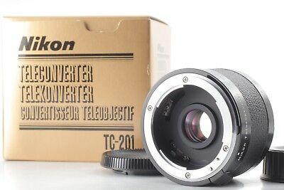 [Mint in box] Nikon Teleconverter TC-21 2X for Nikon F Mount from Japan Cg0020