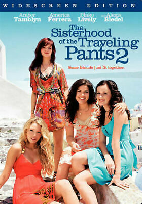 The Sisterhood of the Traveling Pants 2 (DVD, 2008) - Disc Only
