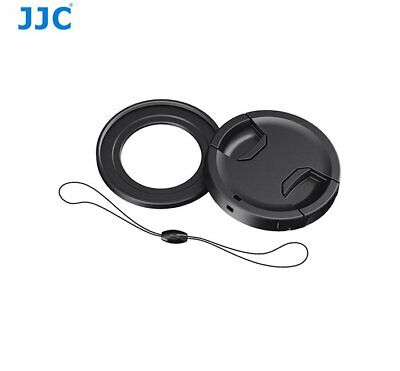 JJC RN-G7XM2 Filter adapter Lens Cap keeper kit set for Canon G5X G7X Mark II
