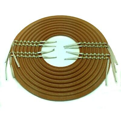 """10"""" x 4"""" Dual Layer Nomex Spider With Dual Flat Leads"""