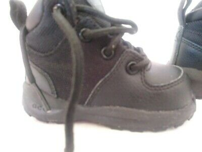 *New* Nike Manoa Baby//Toddler Triple Black Boots Size 7c /& 9c AJ1282-001