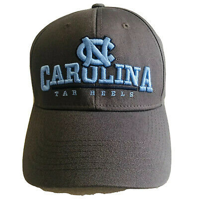 huge discount 4c41e 3f19d North Carolina Tar Heels Snapback Hat Cap NCAA Gray Blue