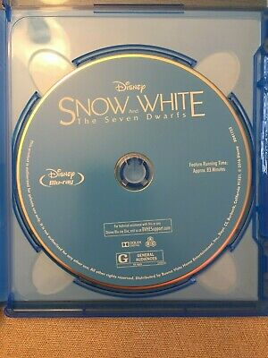 Snow White and the Seven Dwarfs [BLURAY DISC ONLY!!!] [NO DVD, NO DIGITAL]