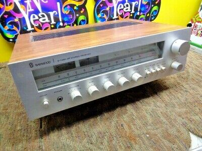 Estate* Vintage Sherwood S-7450 Cp Stereo Receiver ~ Nice! > See U Tube Video