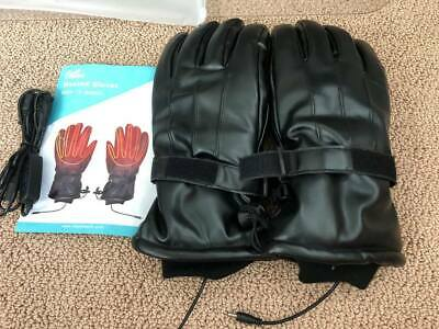Heated Winter Gloves for Outdoors or Motorcycle Riding